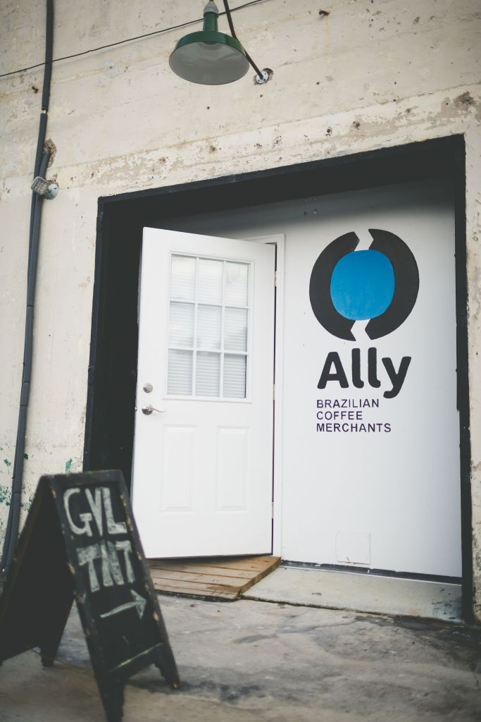 ally door by nathan